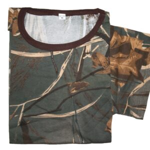 T-shirt καλαμιού 100% βαμβάκι