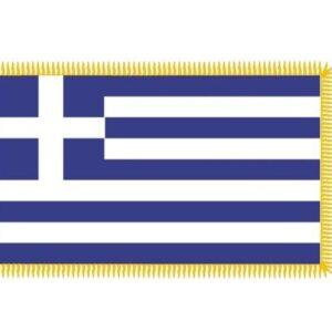 Σημαία Ελληνική Παρελάσεως 100x150cm