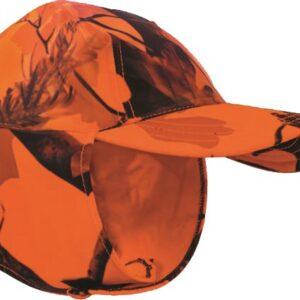 Αδιάβροχο Κυνηγετικό καπέλο Αετός K20 Orange Tree
